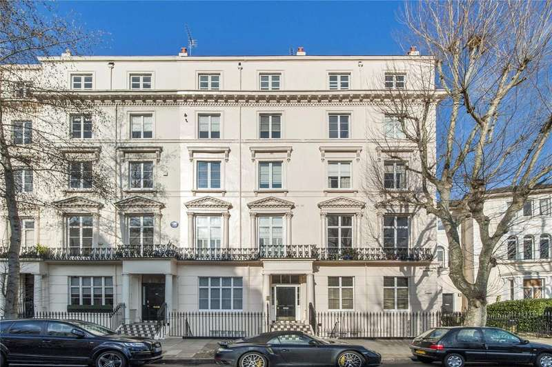 2 Bedrooms Flat for sale in Merchant House, 184-186 Sutherland Avenue, London