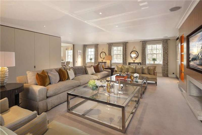 7 Bedrooms Penthouse Flat for sale in Lowndes Square, Knightsbridge, London, SW1X