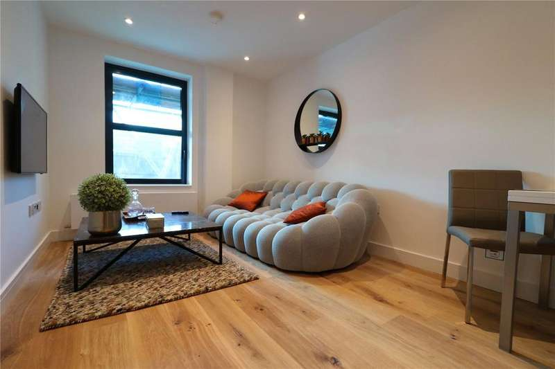 2 Bedrooms Flat for sale in One Twenty, Bridge Road, Chertsey, Surrey, KT16
