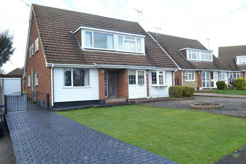 2 Bedrooms Chalet House for sale in Tyelands, Billericay, Essex, CM12