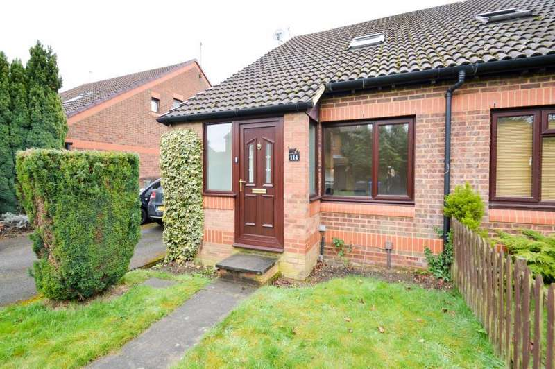 1 Bedroom Semi Detached House for sale in Cobb Close datchet