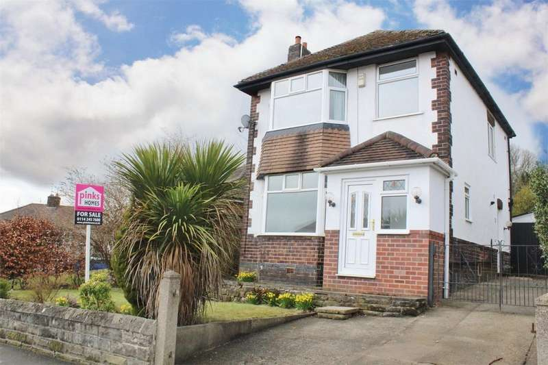 3 Bedrooms Detached House for sale in Nether Avenue, Grenoside, SHEFFIELD, South Yorkshire