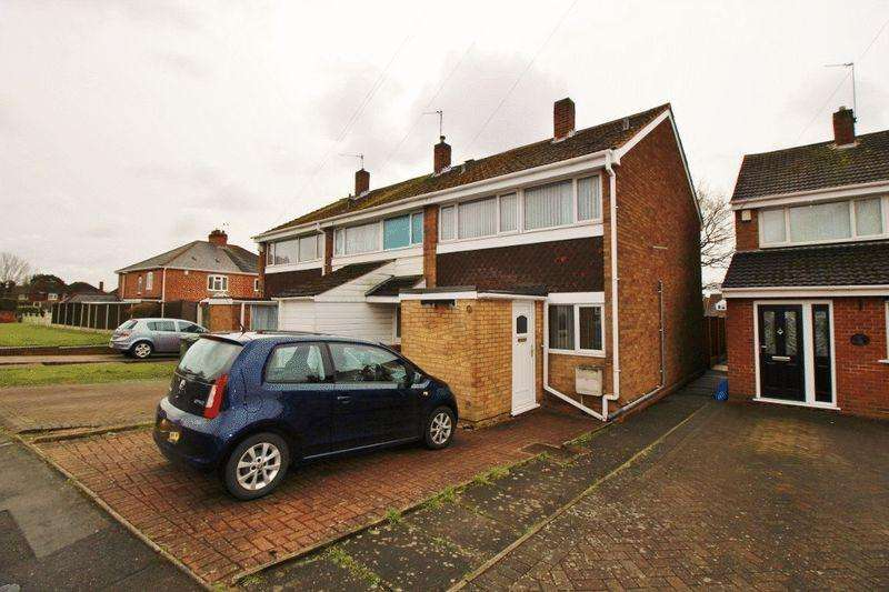 3 Bedrooms End Of Terrace House for sale in The Hayes, Summer Hayes, Willenhall