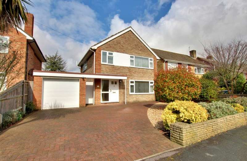 3 Bedrooms Detached House for sale in Langstone