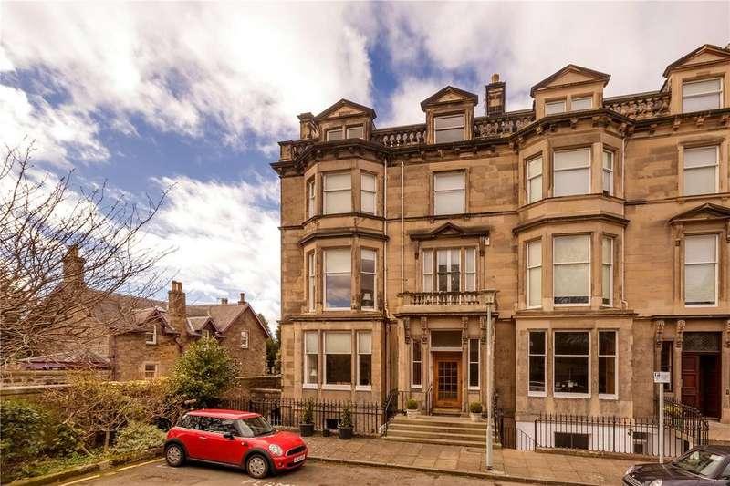 1 Bedroom Flat for sale in Belgrave Crescent, Edinburgh