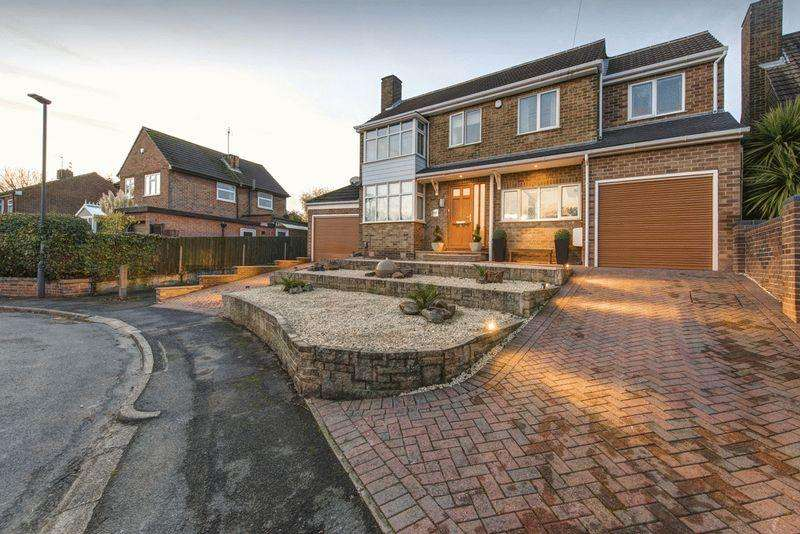 5 Bedrooms Detached House for sale in UTTOXETER ROAD, MICKLEOVER