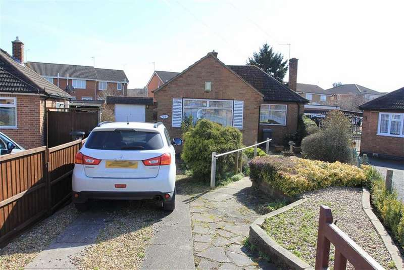 2 Bedrooms Bungalow for sale in The Roundway, Thurmaston, Leicester