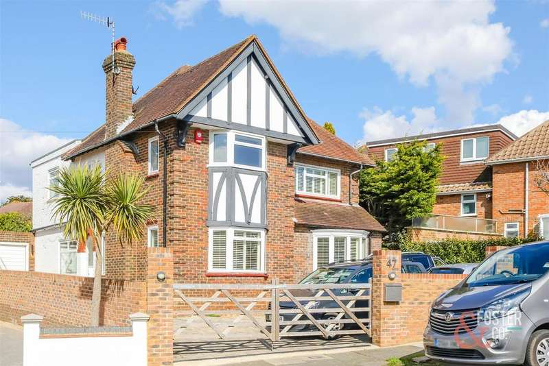 4 Bedrooms House for sale in Woodruff Avenue, Hove