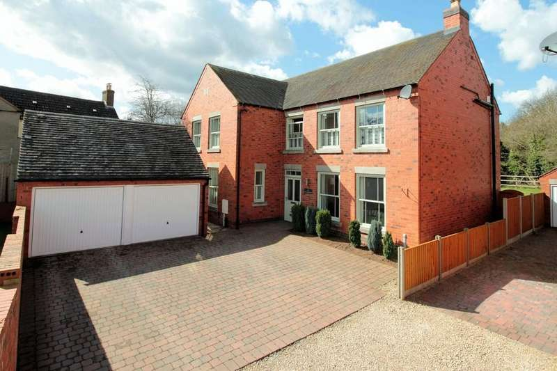 6 Bedrooms Detached House for sale in Main Street, Osgathorpe