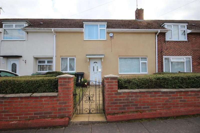 2 Bedrooms Terraced House for sale in Duncan Road, Owton Manor, Hartlepool