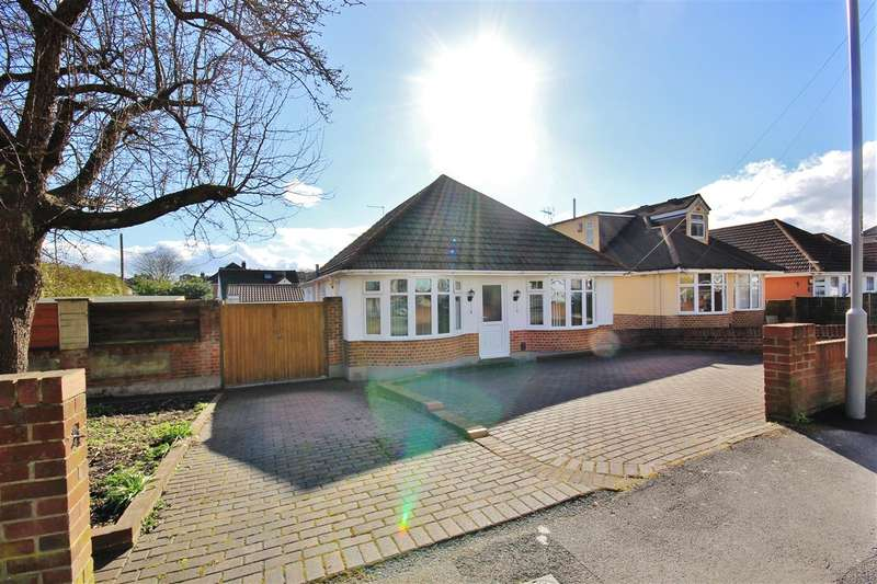 3 Bedrooms Bungalow for sale in Sunnyside Road, Poole