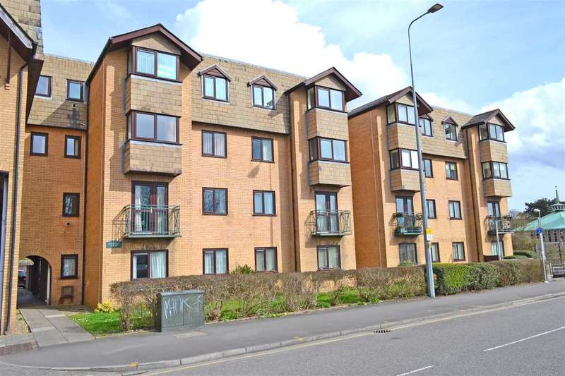 1 Bedroom Apartment Flat for sale in MERIDIAN COURT, NORTH ROAD, GABALFA, CARDIFF