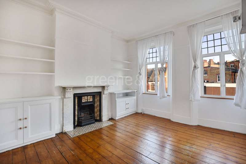 2 Bedrooms Flat for sale in Church Lane, Crouch End, London, N8