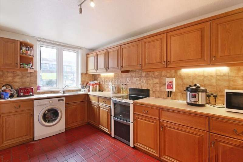 5 Bedrooms Apartment Flat for sale in Lockwood Square, Bermondsey SE16