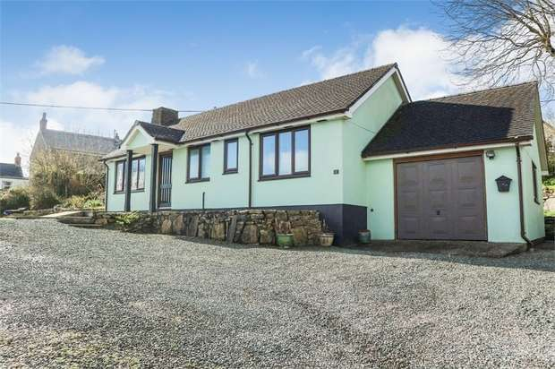 2 Bedrooms Detached Bungalow for sale in Lower Drift,, Buryas Bridge, Penzance, Cornwall