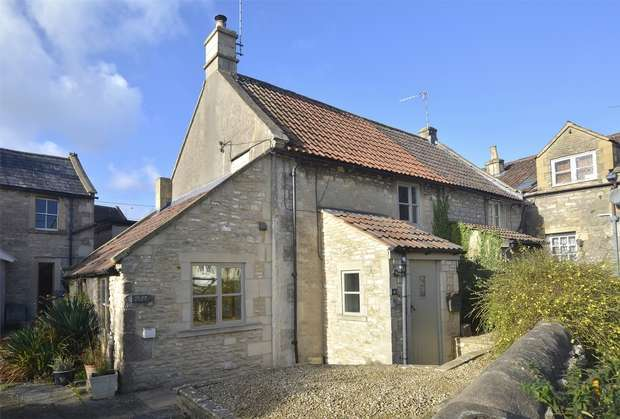 2 Bedrooms Cottage House for sale in 4 Chapel Path, Colerne, Wiltshire