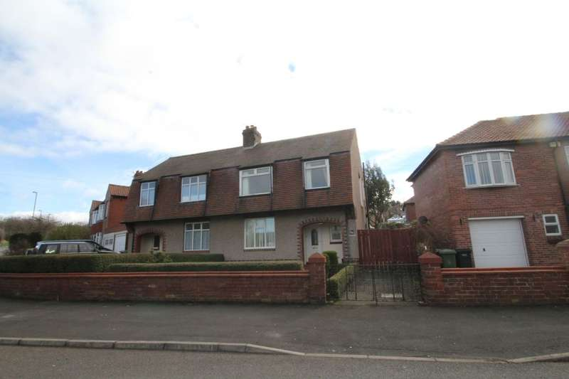3 Bedrooms Semi Detached House for sale in Clavering Road, Swalwell, Newcastle Upon Tyne, NE16