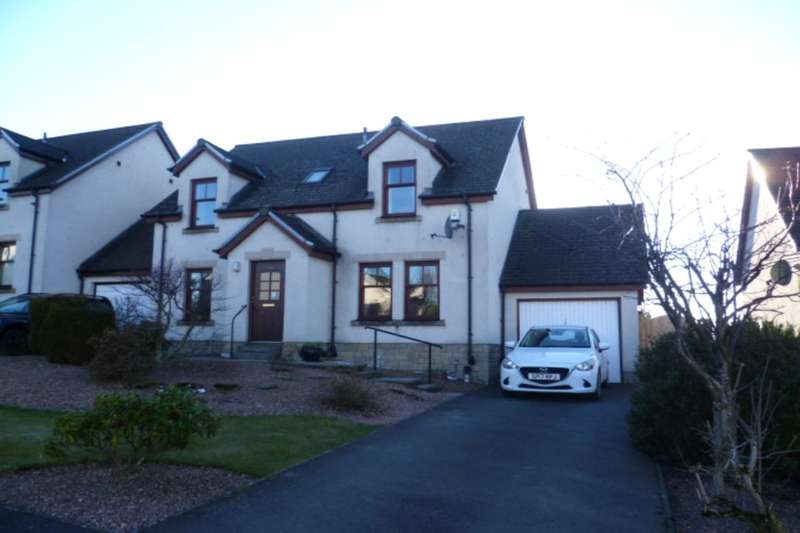 4 Bedrooms Property for sale in Latch Burn Wynd, Dunning, Perth, PH2
