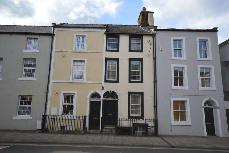 2 Bedrooms Property for sale in Scotch Street, Whitehaven, CA28