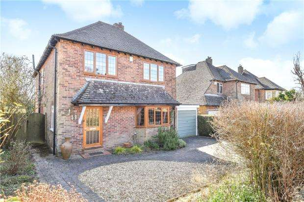 4 Bedrooms Detached House for sale in Woodfield Drive, Winchester, Hampshire