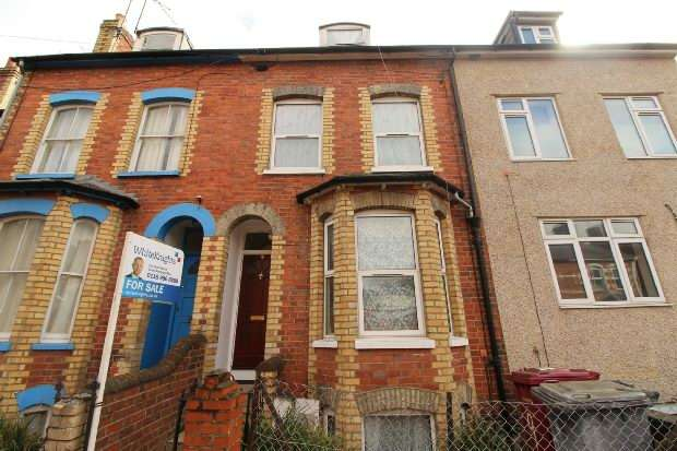 4 Bedrooms Terraced House for sale in Baker Street, Reading