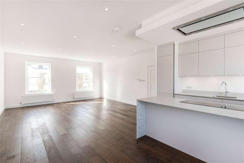 3 Bedrooms Maisonette Flat for sale in Gloucester Avenue, Primrose Hill, London, NW1