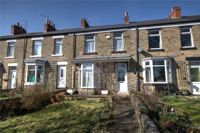 3 Bedrooms House for sale in Pears Terrace, Shildon, County Durham, DL4
