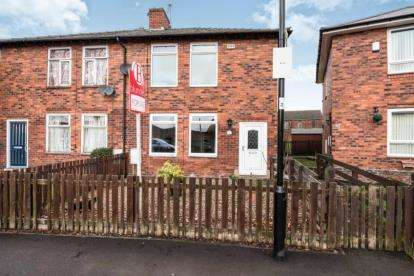 3 Bedrooms Semi Detached House for sale in Torksey Road, Sheffield, South Yorkshire