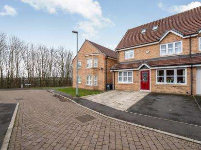 4 Bedrooms Semi Detached House for sale in Blyton Lane, Salford, Greater Manchester