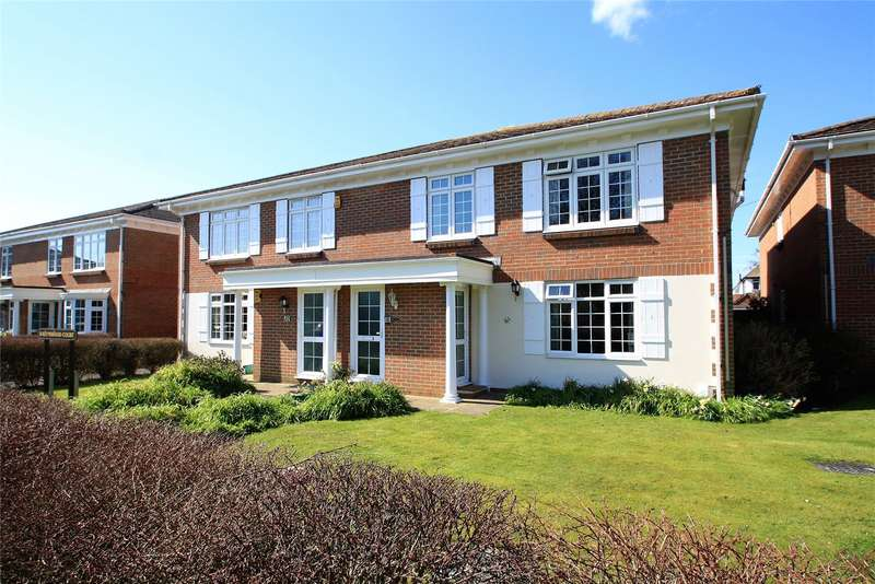 2 Bedrooms Apartment Flat for sale in Ravenswood Court, Church Road, Worthing, BN13