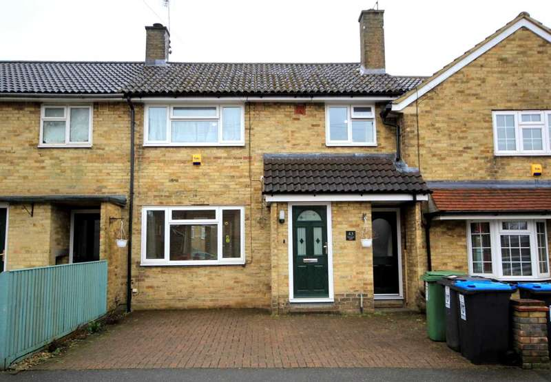 3 Bedrooms House for sale in WELL PRESENTED 3 BED, Lounge with FEATURE FIRE and NO UPPER CHAIN in HP2.