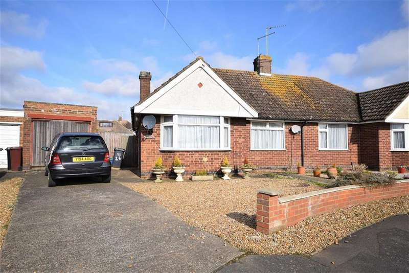 Semi Detached Bungalow for sale in Duston