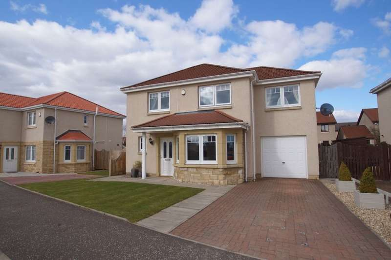 4 Bedrooms Detached House for sale in Rosemount Grove, Leven, KY8
