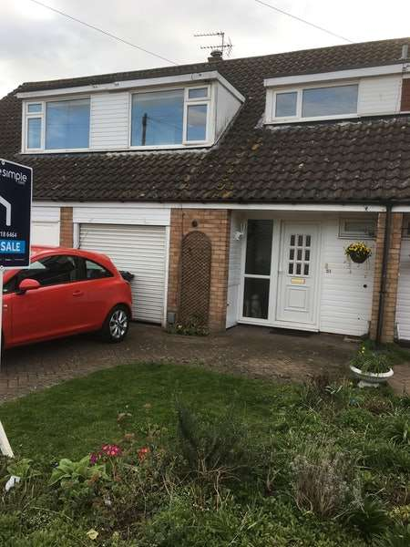 3 Bedrooms Terraced House for sale in Stains close, Cheshunt, Hertfordshire, EN8