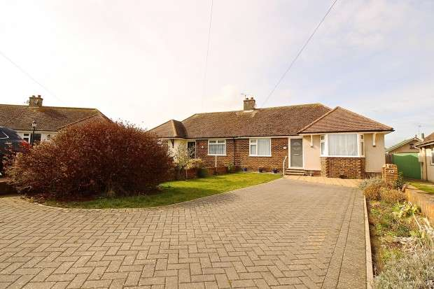 3 Bedrooms Bungalow for sale in Oldfield Avenue, Willingdon, Eastbourne, BN20