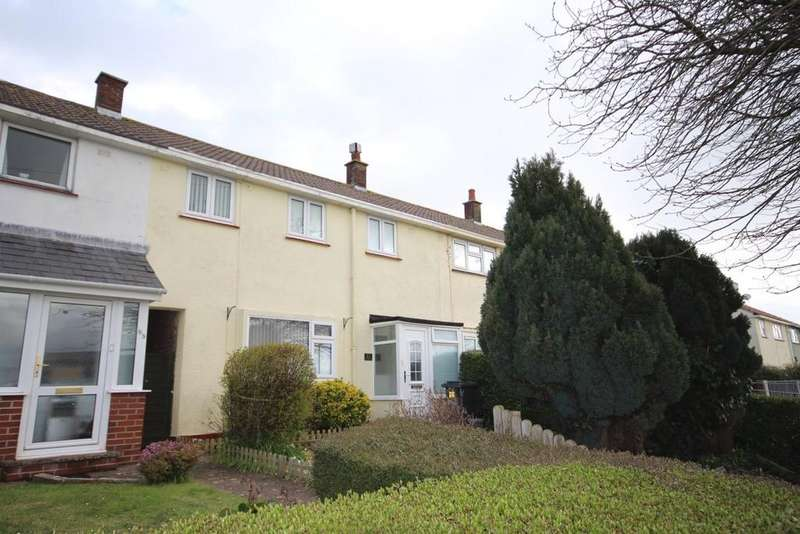 3 Bedrooms Terraced House for rent in Grenville Avenue, Torquay