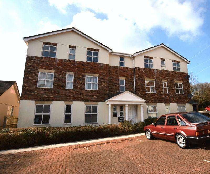 2 Bedrooms Apartment Flat for sale in Cotehele Drive, Paignton