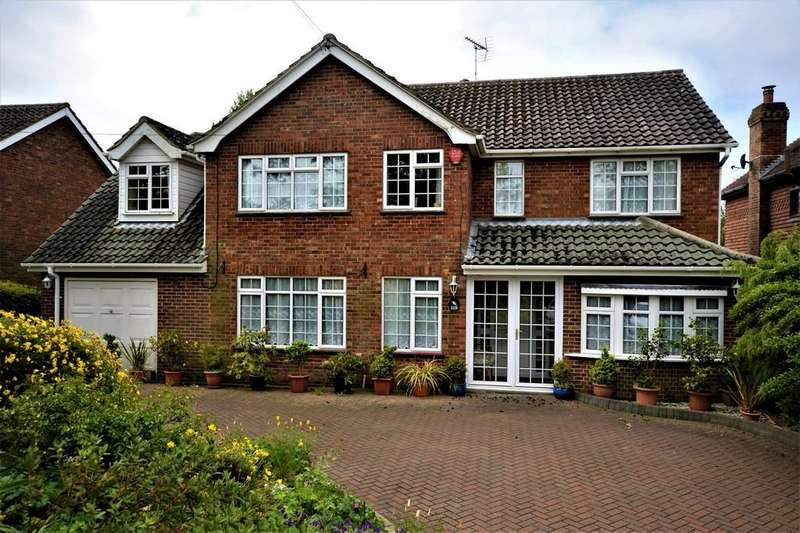 5 Bedrooms Detached House for sale in Littlestone Road, New Romney