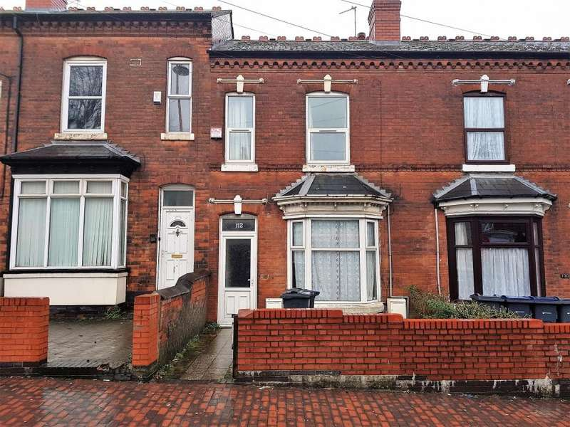 3 Bedrooms Terraced House for sale in , Rookery Rd, Handsworth, B21