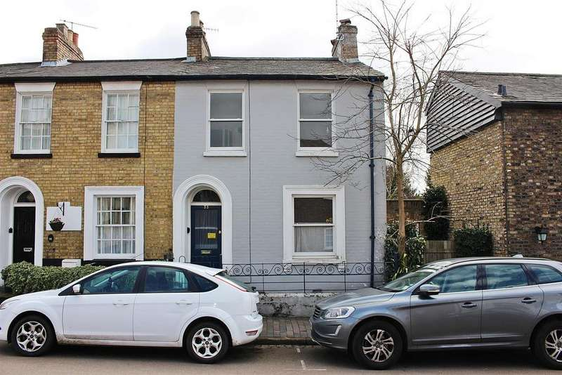 2 Bedrooms Terraced House for sale in Lower Dagnall Street, St. Albans