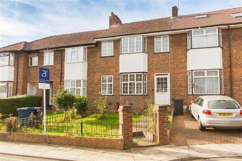 3 Bedrooms Terraced House for sale in Kingsdown Avenue, London