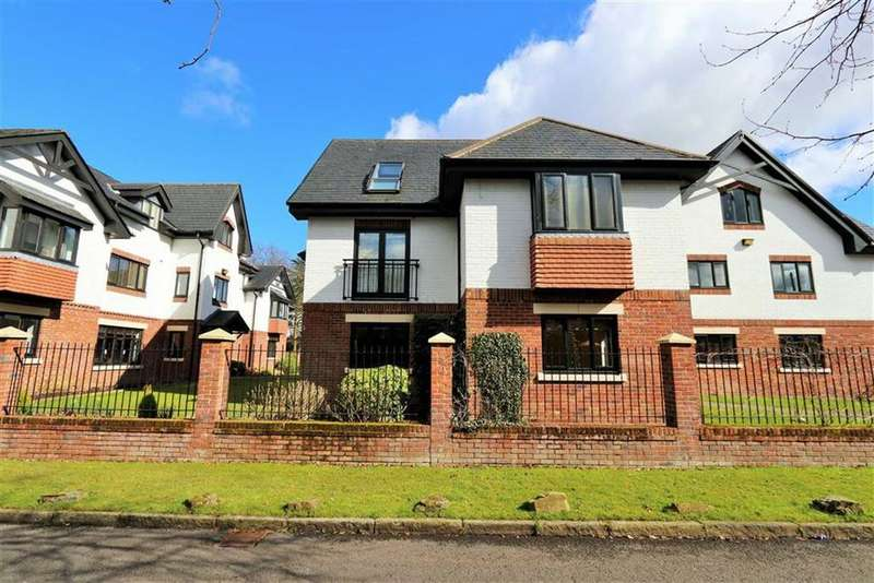 2 Bedrooms Apartment Flat for sale in Dean Row Road, Wilmslow, Cheshire