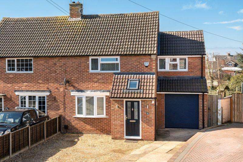 3 Bedrooms Semi Detached House for sale in Amazing Three Bed Semi