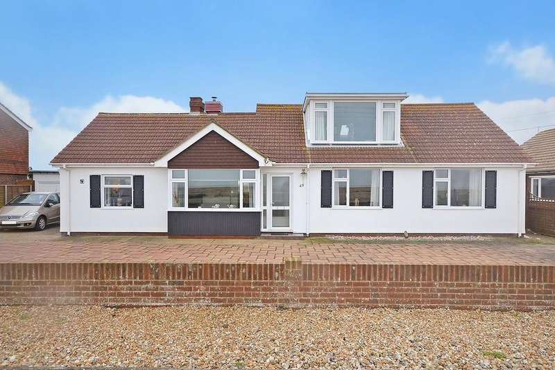 5 Bedrooms Detached Bungalow for sale in Coast Drive, Lydd On Sea