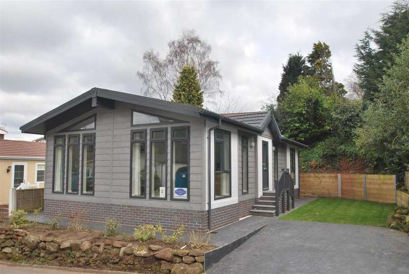 2 Bedrooms Park Home Mobile Home for sale in Delamere Grove, Delamere