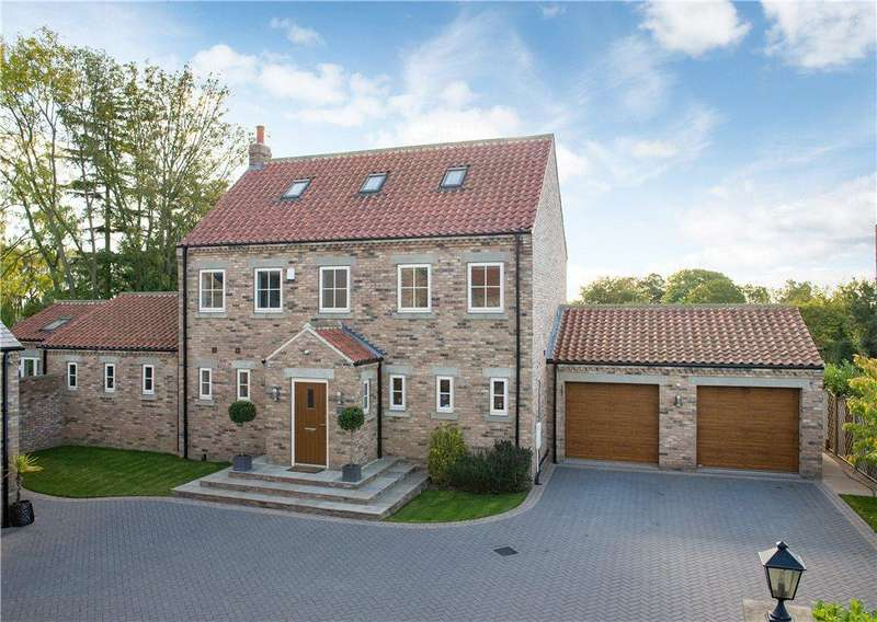 5 Bedrooms Detached House for sale in Cattal Street, Cattal, York