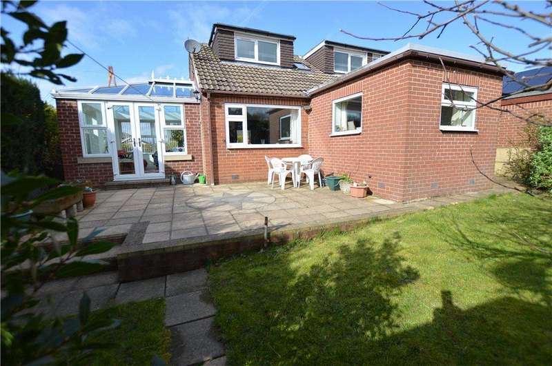 4 Bedrooms Detached Bungalow for sale in Templegate Road, Leeds, West Yorkshire