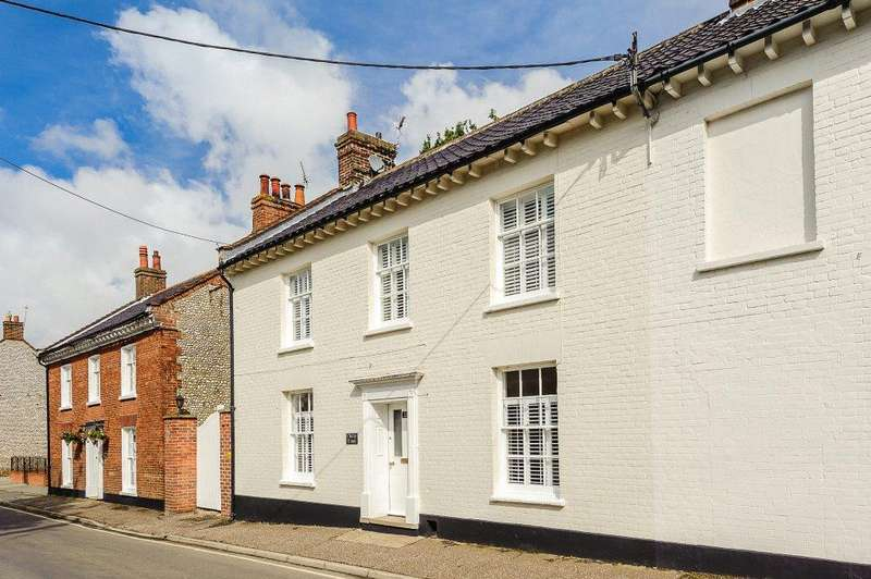 4 Bedrooms Unique Property for sale in New Street, Holt, Norfolk, NR25