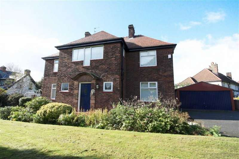 3 Bedrooms Detached House for sale in Prescot Road, Eccleston Hill, St Helens, WA10