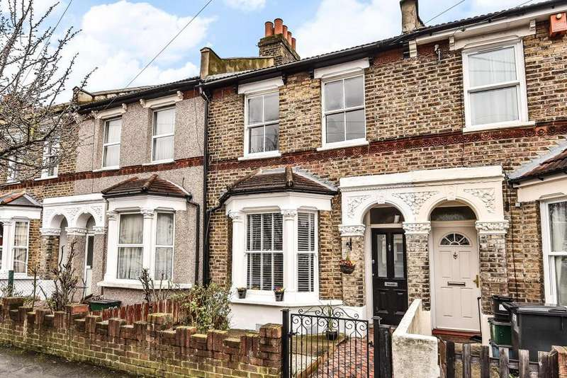3 Bedrooms Terraced House for sale in Charnwood Road, South Norwood